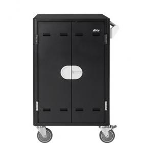 AVerCharge C20i - Sehr kompakter Tabletwagen für 20 Chromebooks oder Tablets bis 16 Zoll