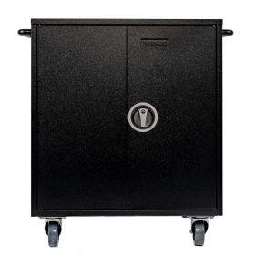 Notecart NEXT - Zwart - voor 36 Tablets / Chromebooks / Netbooks