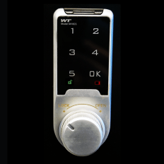 "Safelock ""Laptop"" - Profi-Schließfach-Ladeschrank für 24 Laptops - Fächer mit digitalem Ziffernschloss"